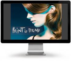 La web TV haute qualité \'\' Print is Dead \'\'