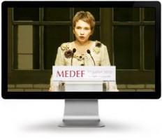 Assemblée Générale du MEDEF