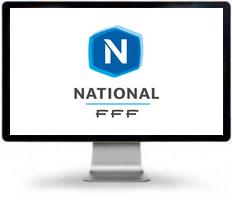 Vendredi 16 décembre, 16ème journée de National : Belfort - Paris FC