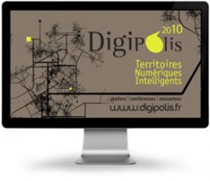 Diffusion en direct du salon Digipolis
